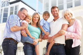 Multi Generational Living: Estate Planning And Elder Law Impacts